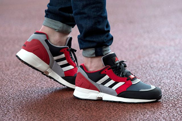 Adidas Eqt Running Cushion 91 Rubin Red 3