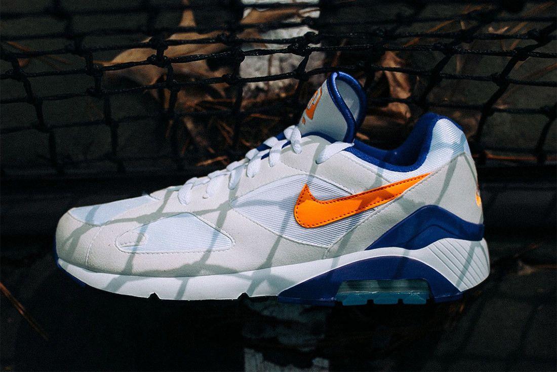Nike Air Max 180 Bright Ceramic Og 2018 Sneaker Freaker 8