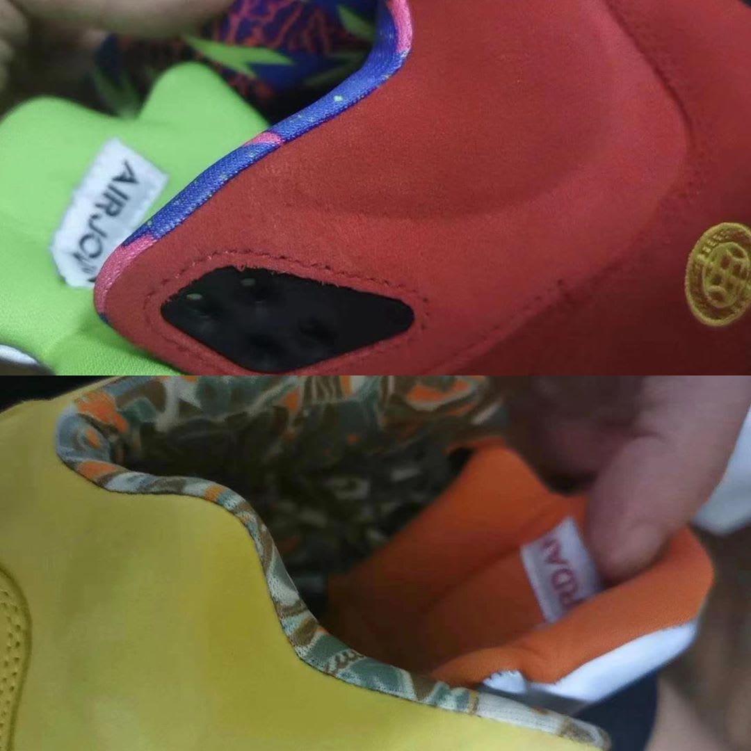 Nike Air Jordan 5 'What The' Leak