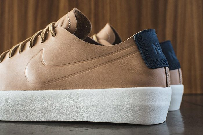Nike Blazer Studtio Low Vachetta Tan 5 Decades 3