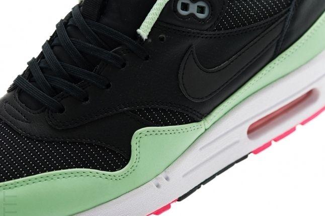 Nike Air Max 1 Fb Mint Pinkflash Midfoot Detail 1