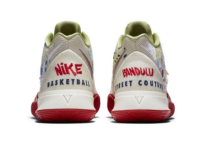 Nike Kyrie 5 Bandulu Heel