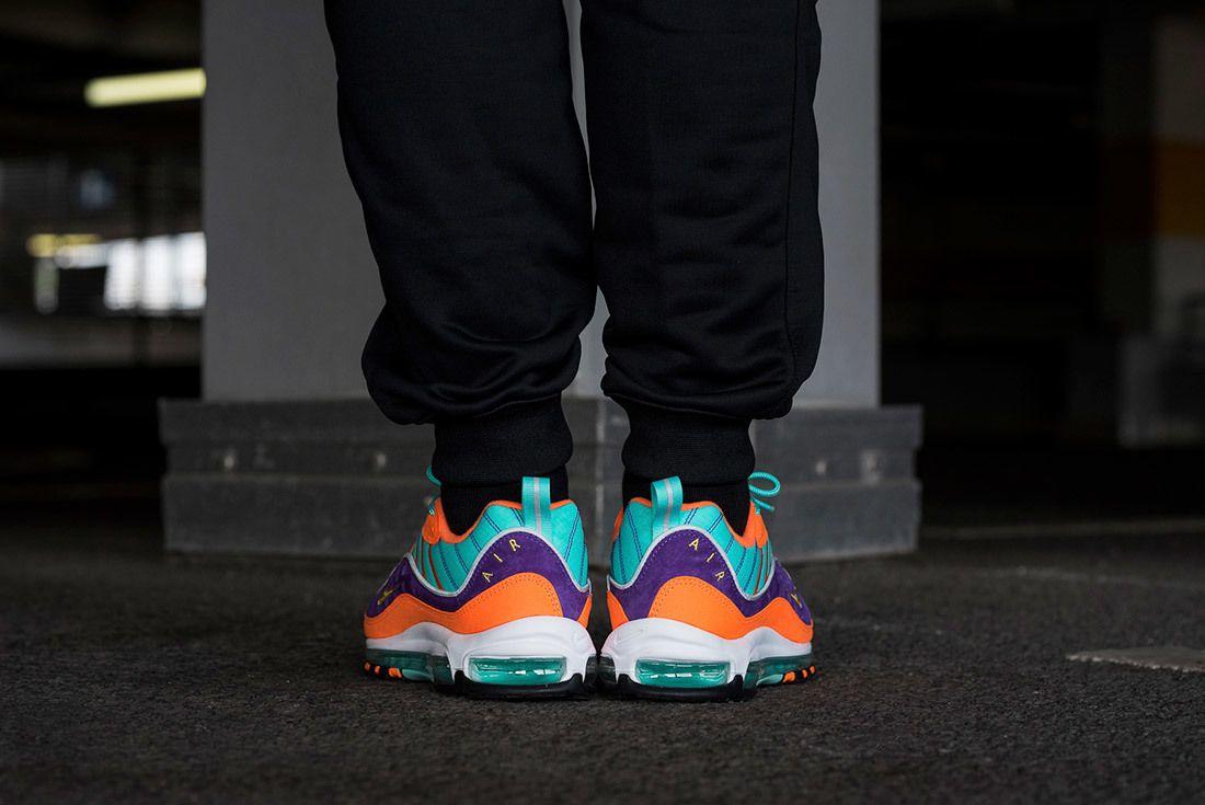 1 Overkill Sneaker Freaker Air Max 98