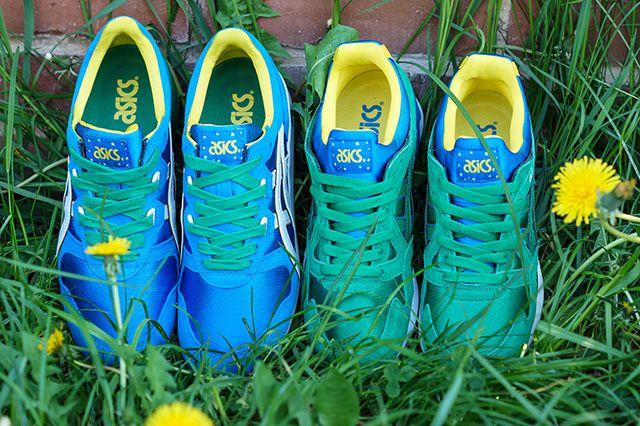 Asics Gel Brazil Pack 4