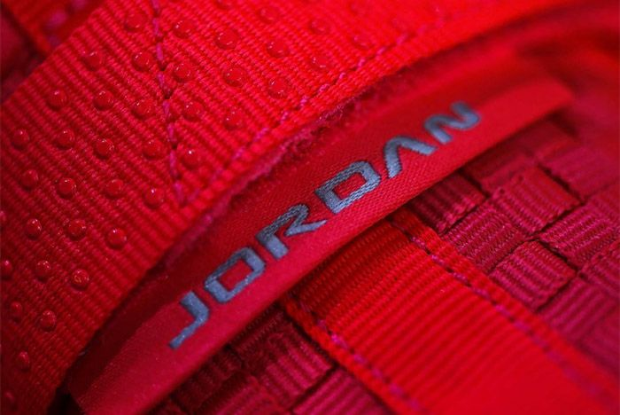 Jordan Trunner Crimson Red 6