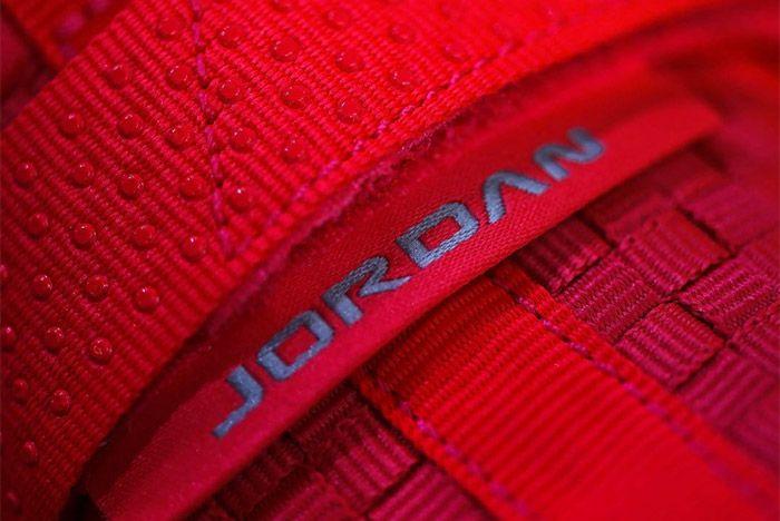 Jordan Trunner Crimson Red 6
