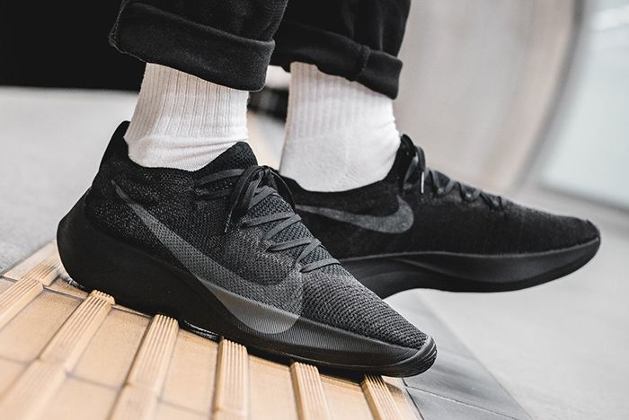 Nike Vapor Street Triple Black 5
