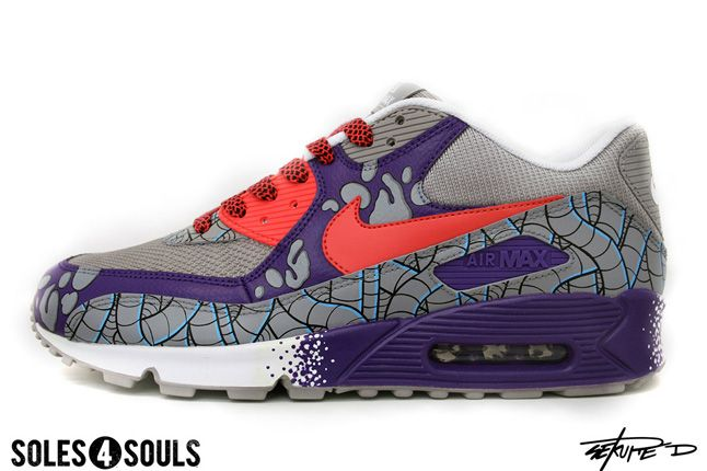 Sekure D Nike Air Max 90Droid 1