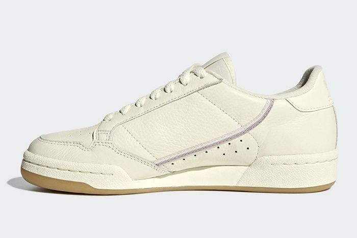 Adidas Continental 80 Off White Orchid Tint 2