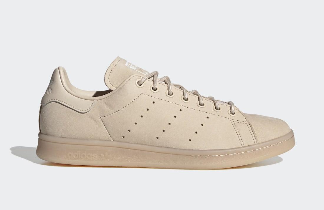 Feel the Crisp 'Linen' adidas Stan Smith