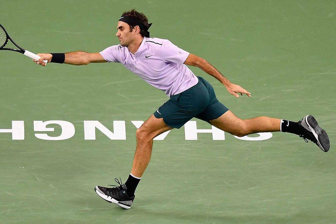 Federer Shanghai 2017 Wednesday Atmos