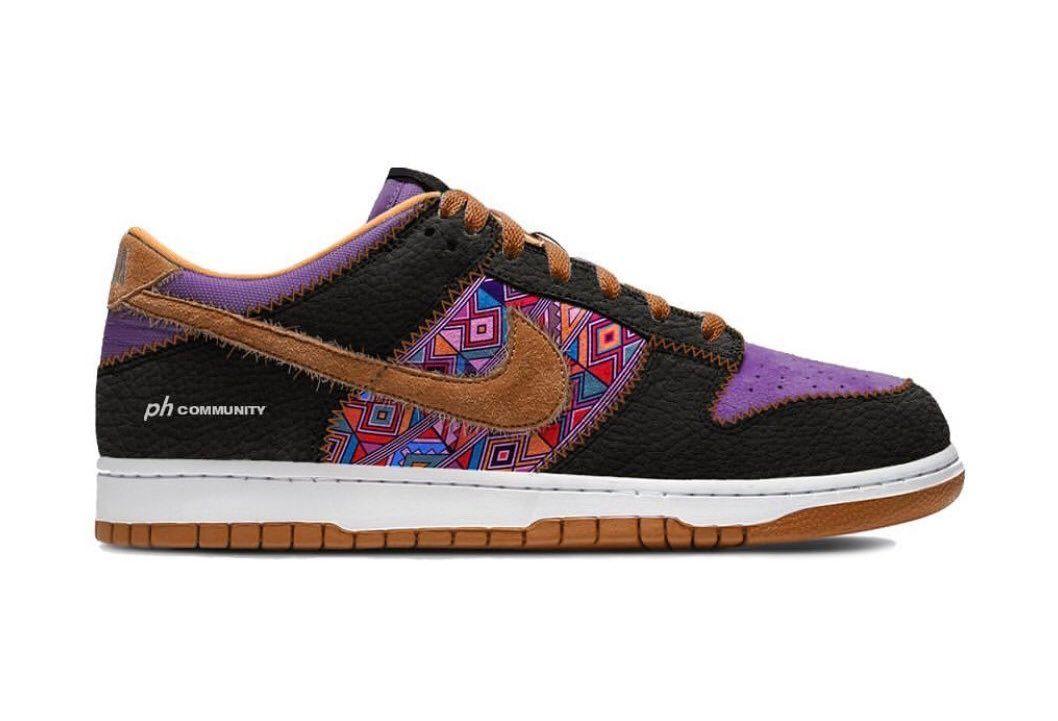Nike Dunk Low BHM