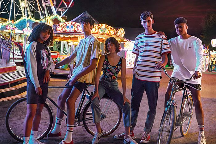 Snipes X Stranger Things Capsule Collection Promo Shots9