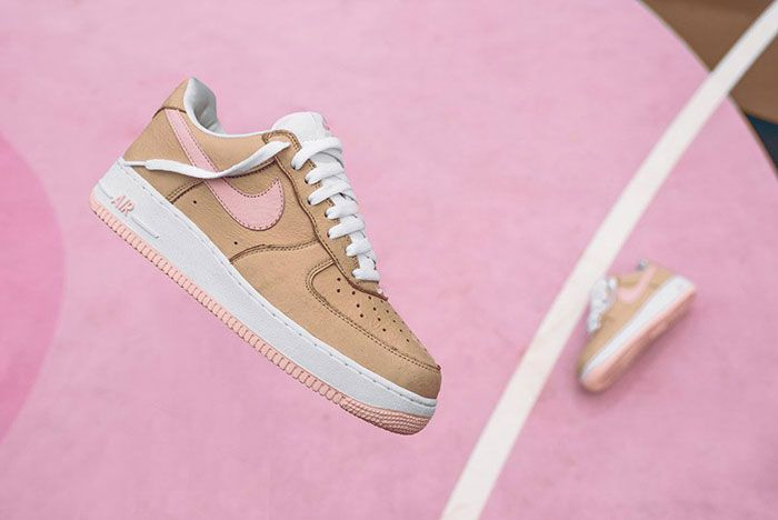 Nike Air Force 1 Linen Retro 2
