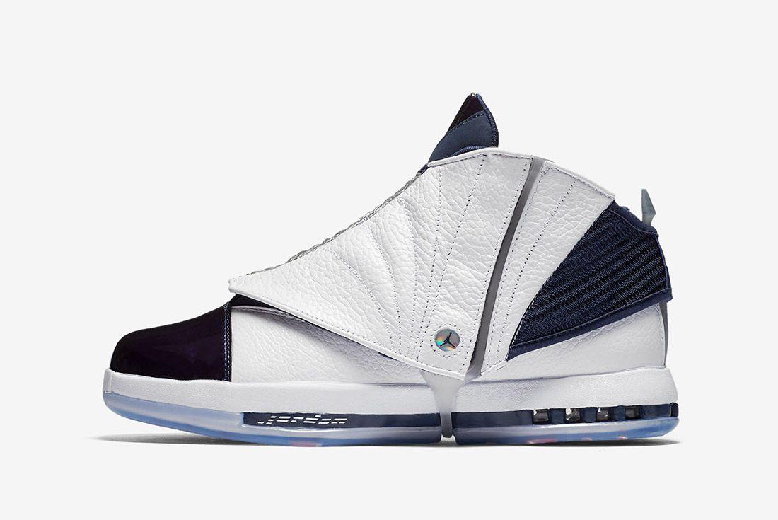 Nike 12 Soles Air Jordan Xvi Retro