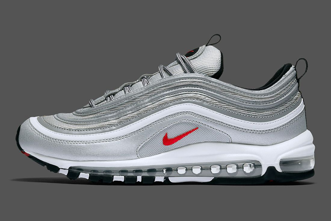 Nike Air Max 97 Silver Bullet Us Release 2