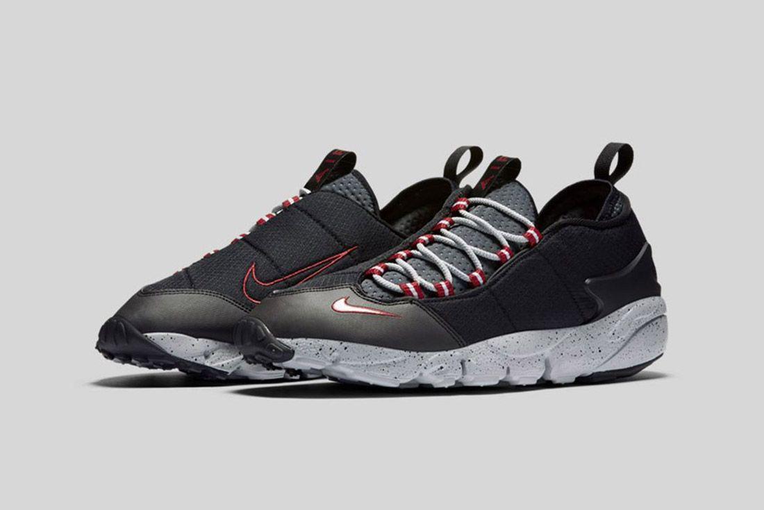 Nike Air Footscape Nm Black 2