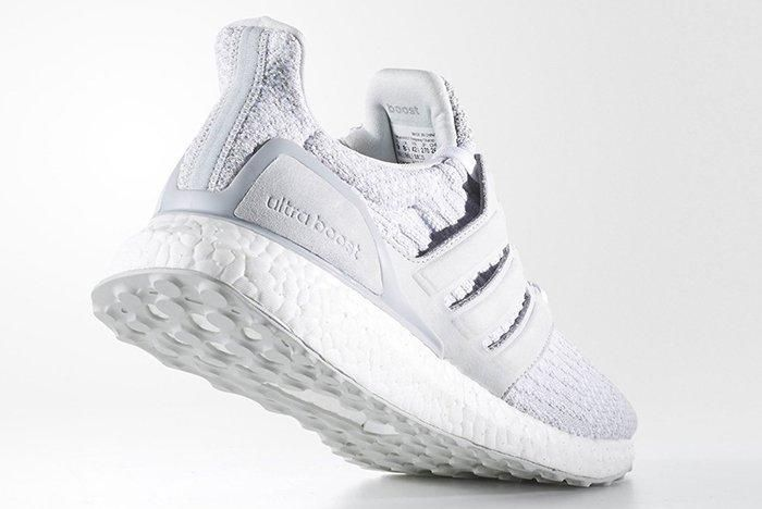 Reigning Champ X Adidas Ultra Boost Triple White4