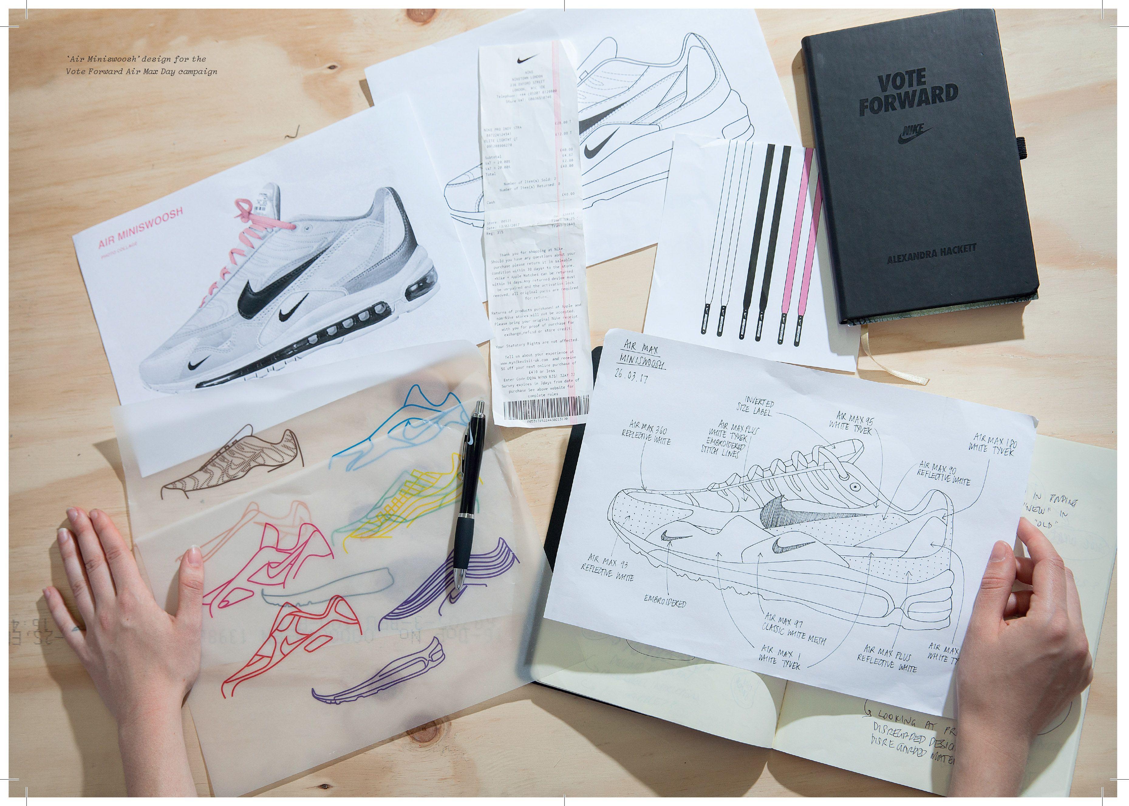 Sneaker Freaker Magazine Issue 39 Mini Swoosh