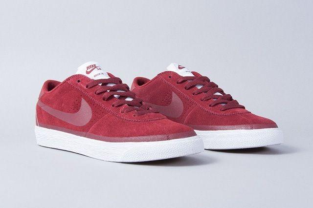 Nike Sb Bruin Team Red 4