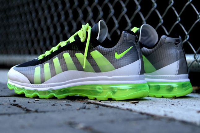 Nike Air Max 95 Bb Grey Volt 06 1