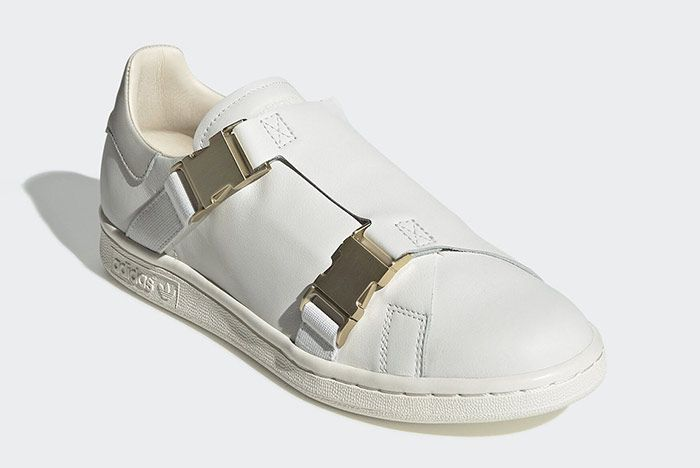 Adidas Stan Smith Buckle Front