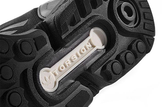 Adidas Originals Zx Flux Black Elements Pack 5