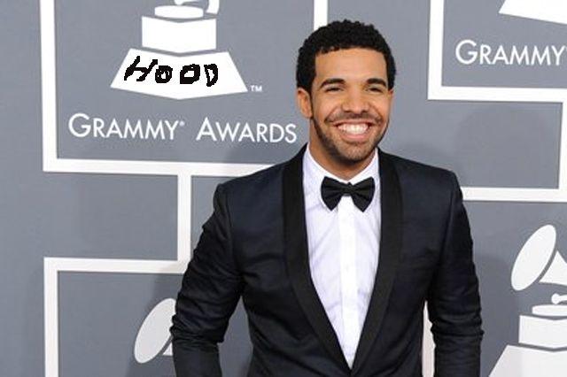 Drake Hood Grammies