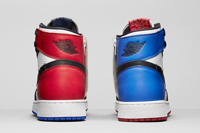 Air Jordan 1 Rebel Top 3 5