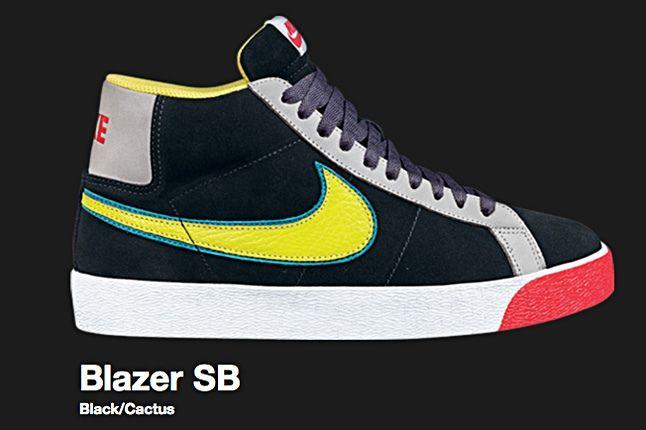 Nike Blazer Sb Cactus 2008 2