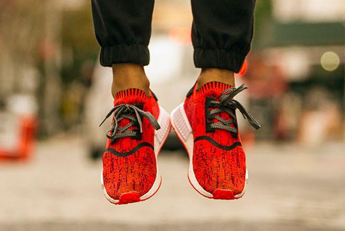 Adidas Nmd R1 Pk Red Apple4
