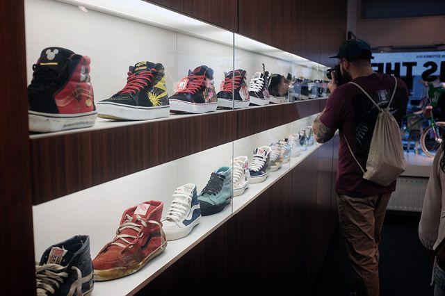 Sk8 Hi Vans Sneaker Exhibition10