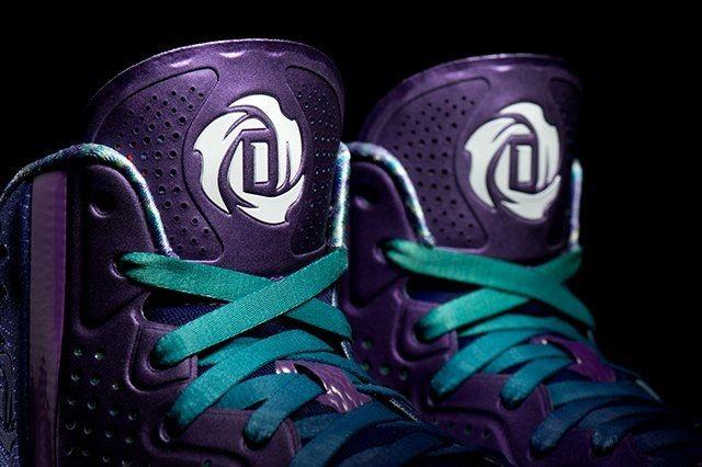 Adidas D Rose 4 Chicago Nightfall 4