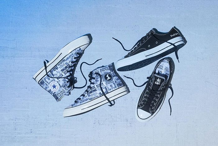 Converse Suicidal Tendencies 2