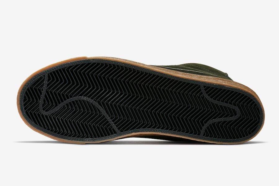 Nike Sb Blazer Mid 4