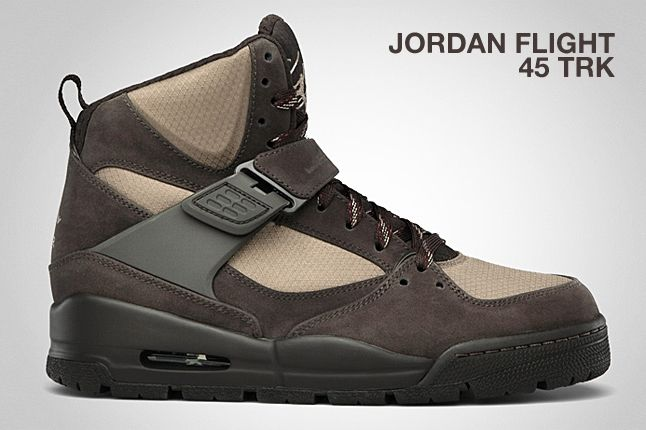 Jordan Flight 45 Trk Khaki 1