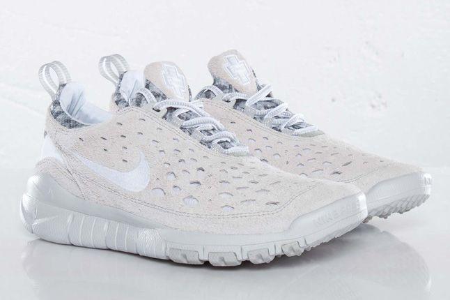 Nike Free Trail Polar Pair Quater 1