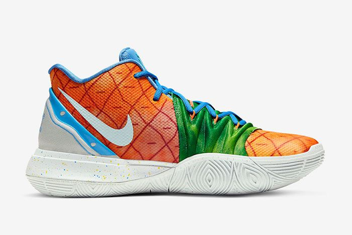 Nike Kyrie 5 Pineapple House Right