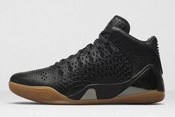 Nike Kobe 9 Ext Black Black Thumb