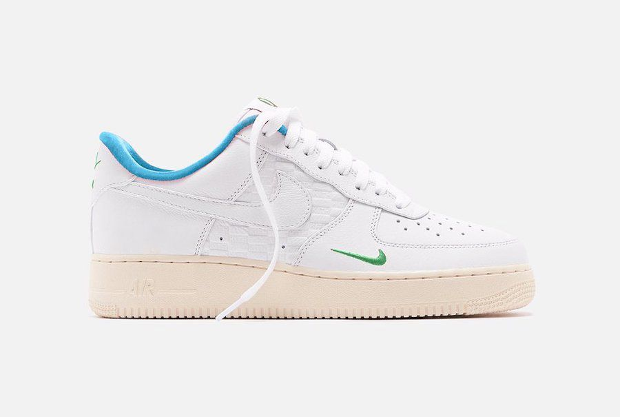 kith air force 1 mock