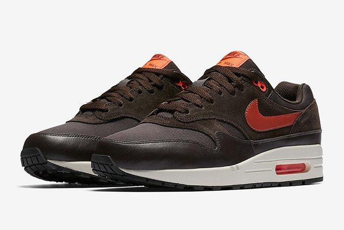 Nike Air Max 2 Chocolate Orange 6