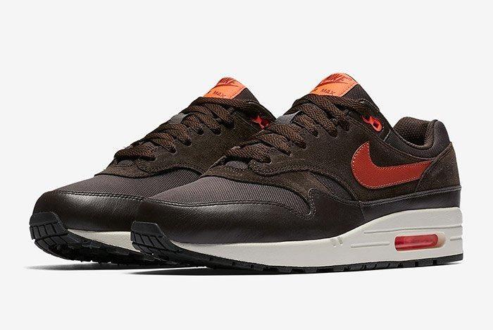 Nike Air Max 2 Chocolate Orange 6