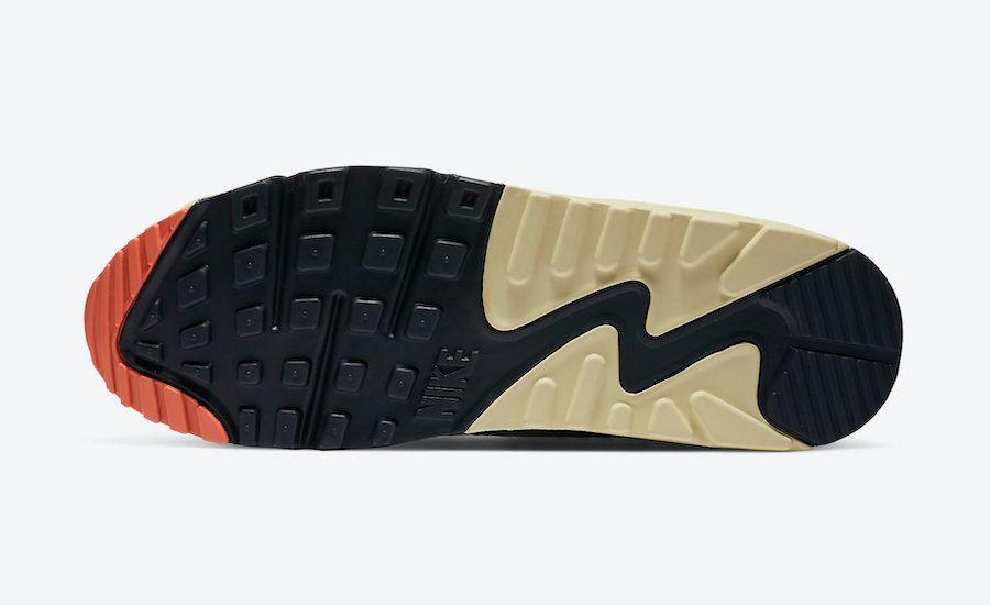 Nike Air Max 90 Sole