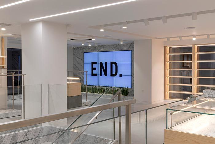 End Clothing Launches London Store 6