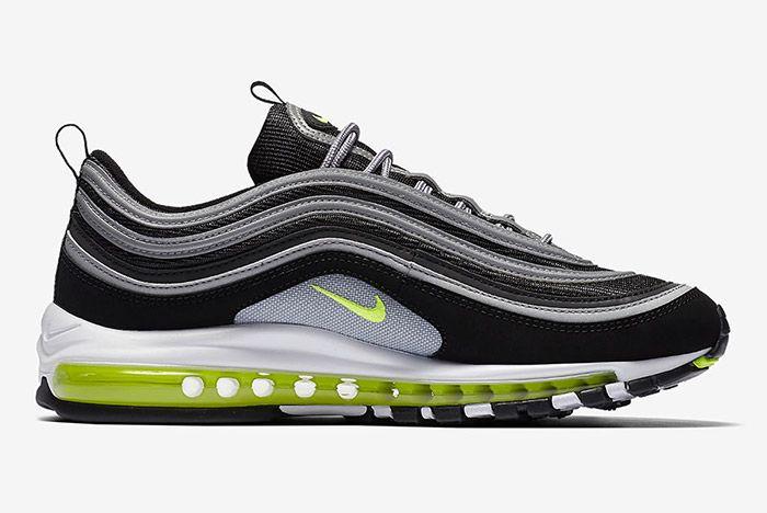 Nike Air Max 97 Og Black Neon Yellow 5