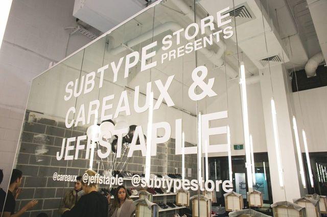 Careaux Jeffstaple For Subtype Event Recap 10