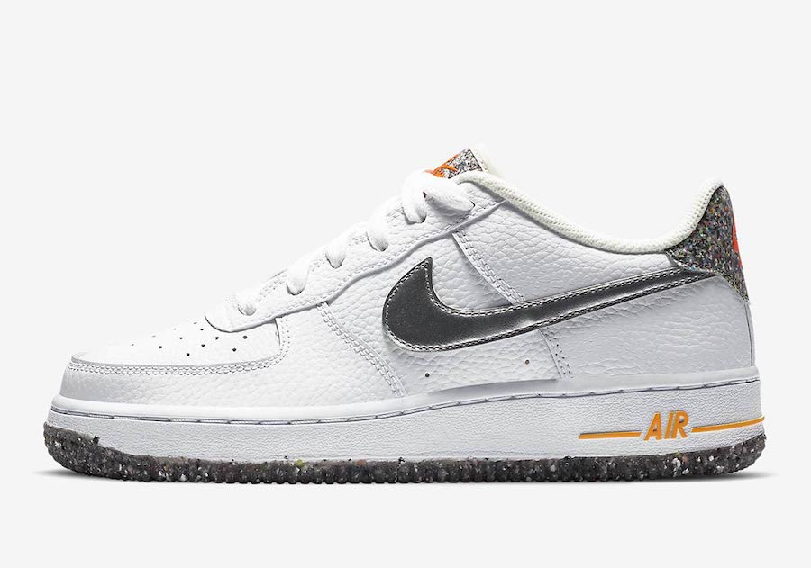 Nike Air Force 1 Space Hippie Left