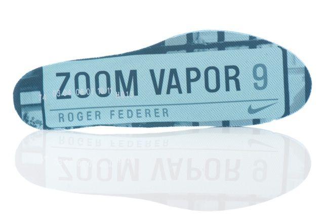 Nike Vapor 9 Savile Row Insole