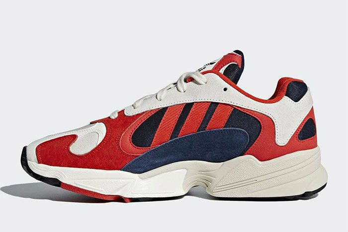 Adidas Yung 1 Hi Res Orange 4