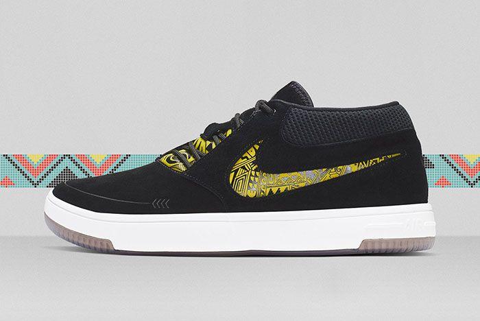 Nike N7 Zoom Downrock Lateral